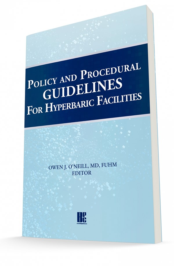 Policies and Procedural Guidelines for Hyperbaric Facilities