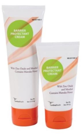 Cardinal Health™ Barrier Cream, 4 oz tube, box of 24