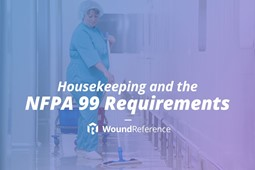 Housekeeping and the NFPA 99