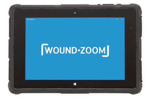 WoundZoom 3D tablet