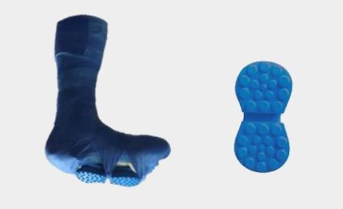 TrueKast with Quicksaw, TMA Foot Plate 5/case