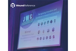 WoundReference wins the Journal of Wound Care Cost-effective Wound Management Award