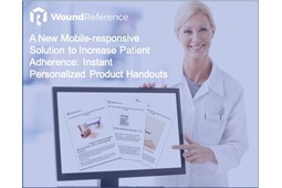 WoundReference publishes new study on Instant Personalized Product Handouts
