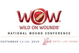 2019 September 11-14, WoundReference presenting posters at the Wild on Wounds Conference in Vegas