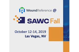 2019 October 12-14, WoundReference Presents Posters and Wins Award at the SAWC Fall in Las Vegas