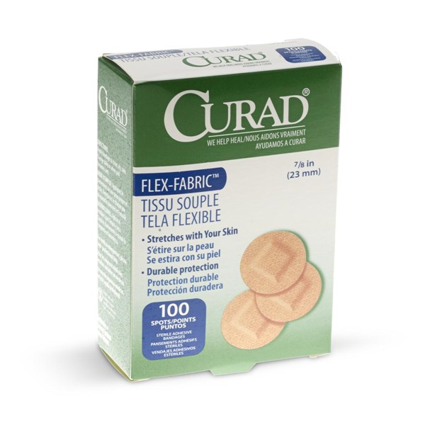 CURAD Fabric Adhesive Bandages: FABRIC, 2