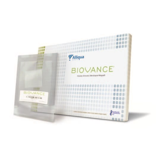 BIOVANCE® Human Amniotic Membrane Allograft, Per Square Centimeter
