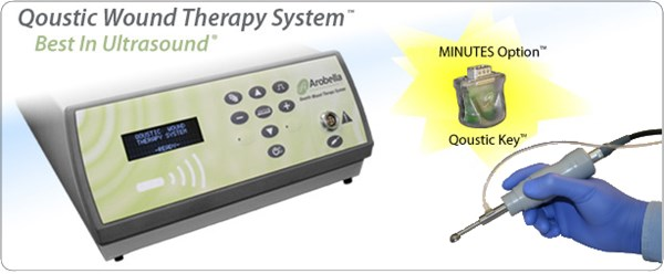 Qoustic Wound Therapy System