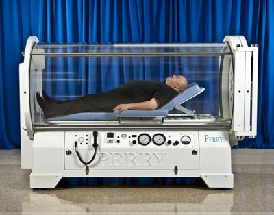 Perry Baromedical Monoplace Hyperbaric Chambers, Per Square Centimeter