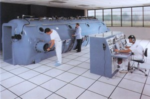 Perry Baromedical Multi Place Hyperbaric Chamber