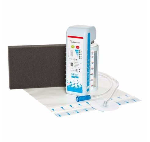 Cardinal Health™ Negative Pressure Wound Therapy (NPWT) Units  PRO to GO Kit