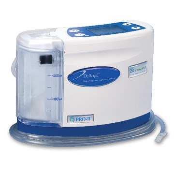 DeRoyal Negative Pressure Wound Therapy Units PRO-II® with Remote Monitoring