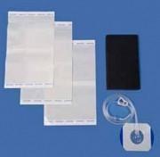 DeRoyal NPWT Dome Kits Black Large Foam Kit w/SD