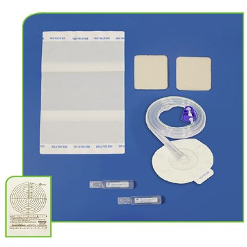 DeRoyal NPWT Dome  Medium White Foam Kit w/SD