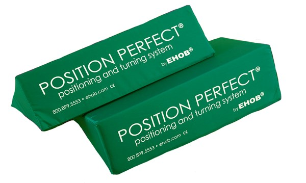 Position Perfect® Covered Wedges 2-Pack