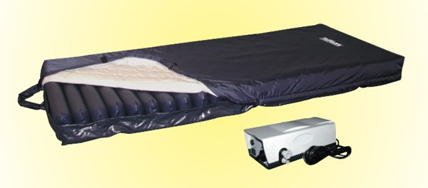 Comfy Aire Alternating Pump & Mattress System