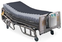 "Bariatric Air Mattress System, 80"" x 47"" x 10"""