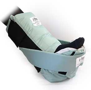 Z-Flex Fluidized Heel Protector, 2/cs