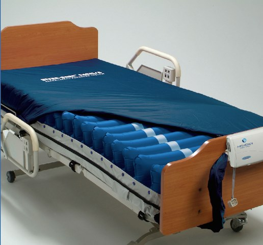 4800E Low Air Loss/Alternating Pressure Mattress Replacement System