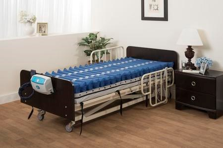 Alter Peutic Alternating Pressure Mattress With Low Air Loss