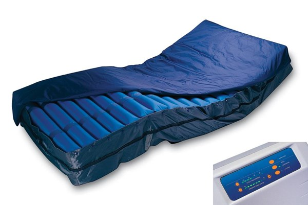 Medline Bariatric APM Alternating Pressure Therapy Mattress - Mattress, Only, Bariatric, Alt Press, 48