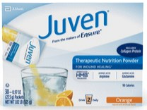 Juven Powder Fruit Punch / 0.85-oz (24-g) pouch / 6 x 30 ct