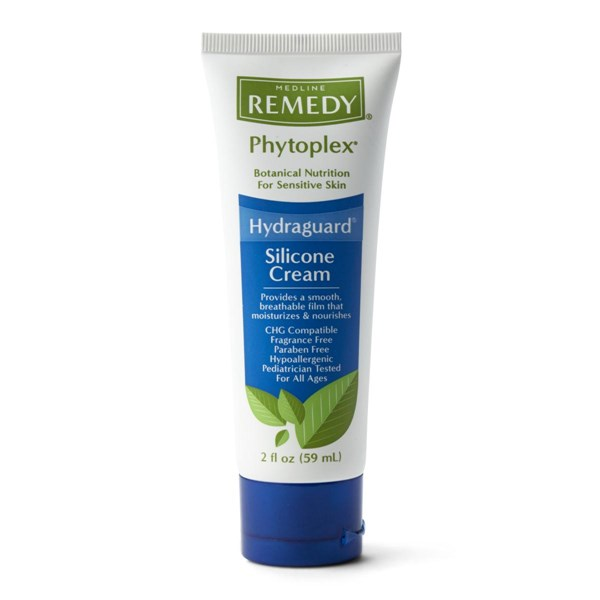 Remedy® with Phytoplex™ Hydraguard Silicone Cream 4Oz, Unscen, 1 EA, 2.5 x 1.5 x 6.75