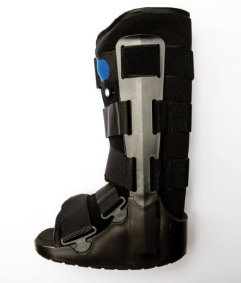 PL-60 Tall Air-Lined Walking Boot