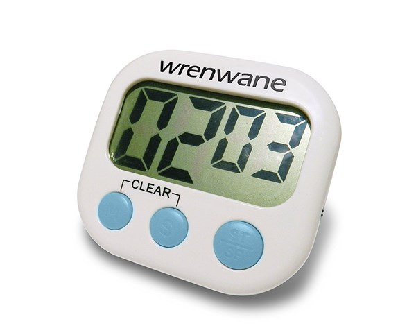 Wrenwane Digital Kitchen Timer