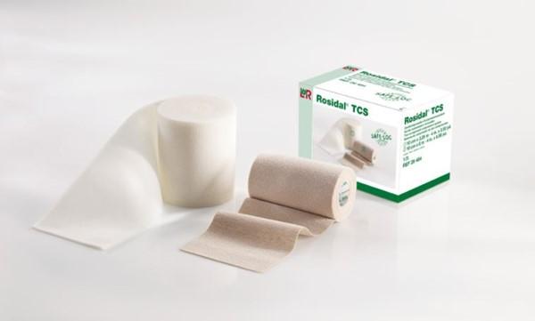 Rosidal® TCS, Rosidal CC cohesive compression bandage, 4