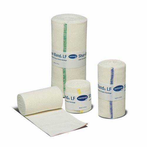 Shur-band® LF Ice Wrap, Latex-Free Self-Closure Elastic Bandages with Pouch, 6